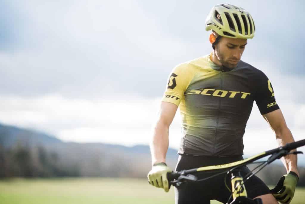 ropa ciclista Scott