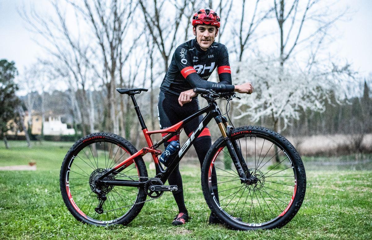 bicicleta Pablo Rodríguez