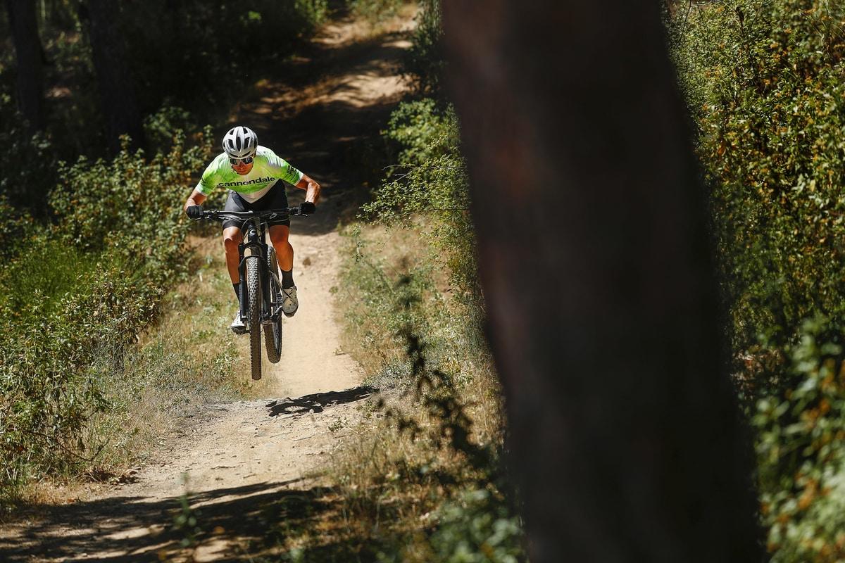cannondale trail sl 1 prueba