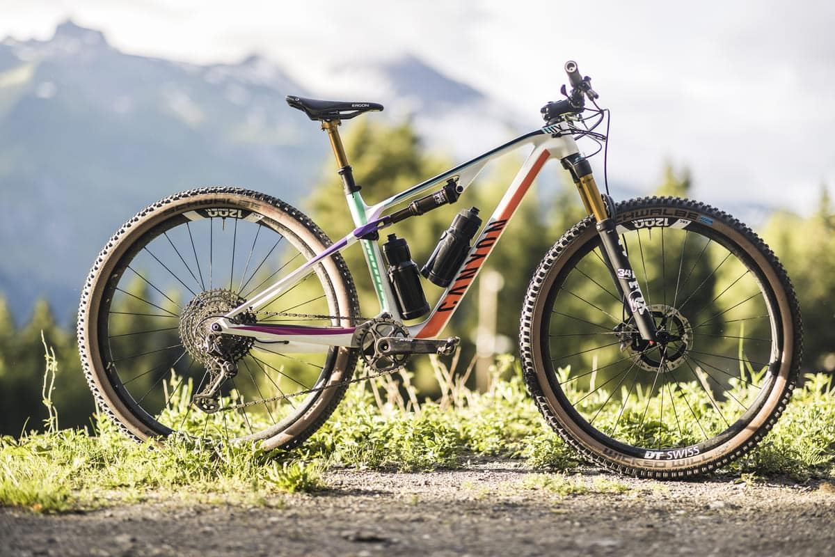 Canyon Lux Trail Emily Batty Edition
