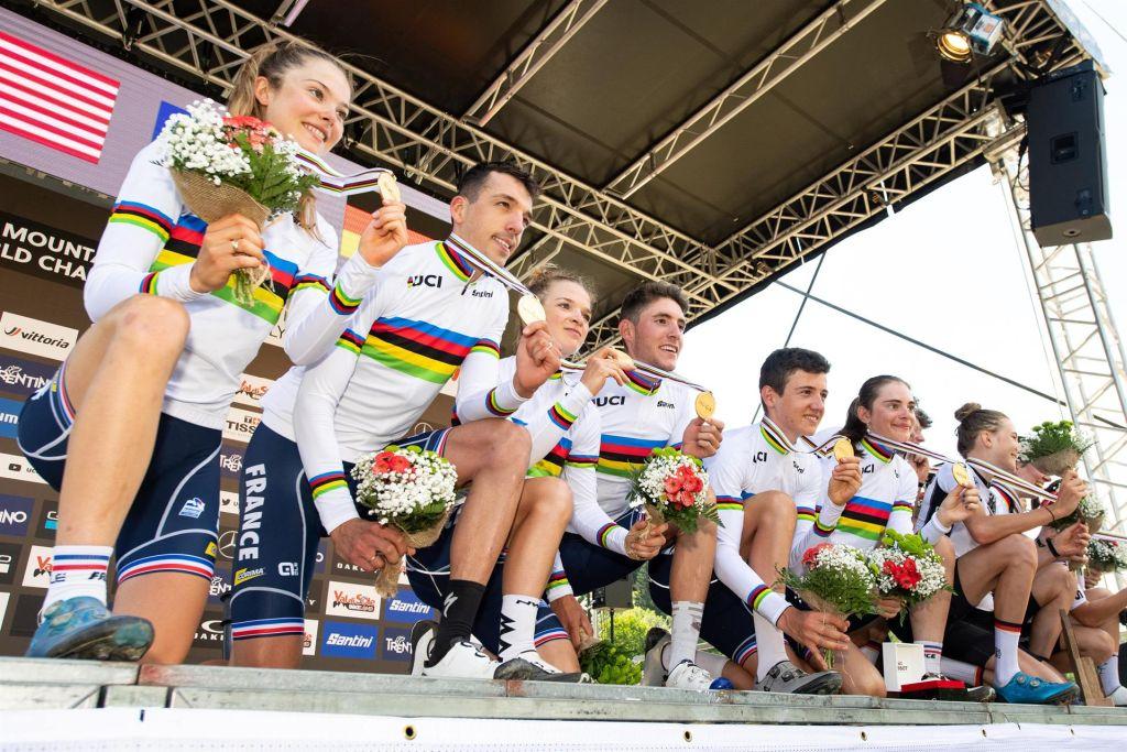 Francia Team Relay