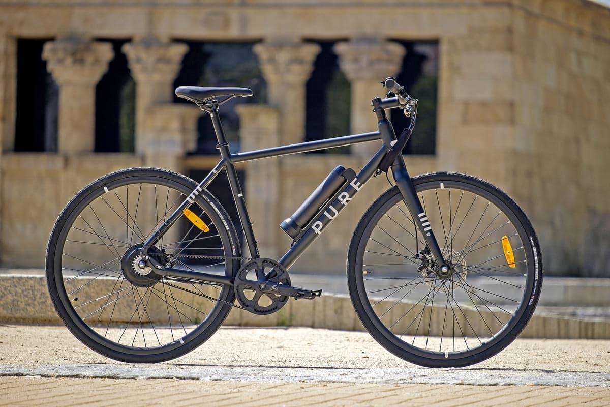 Nueva Pure Electric Flux One, bicicleta eléctrica urbana