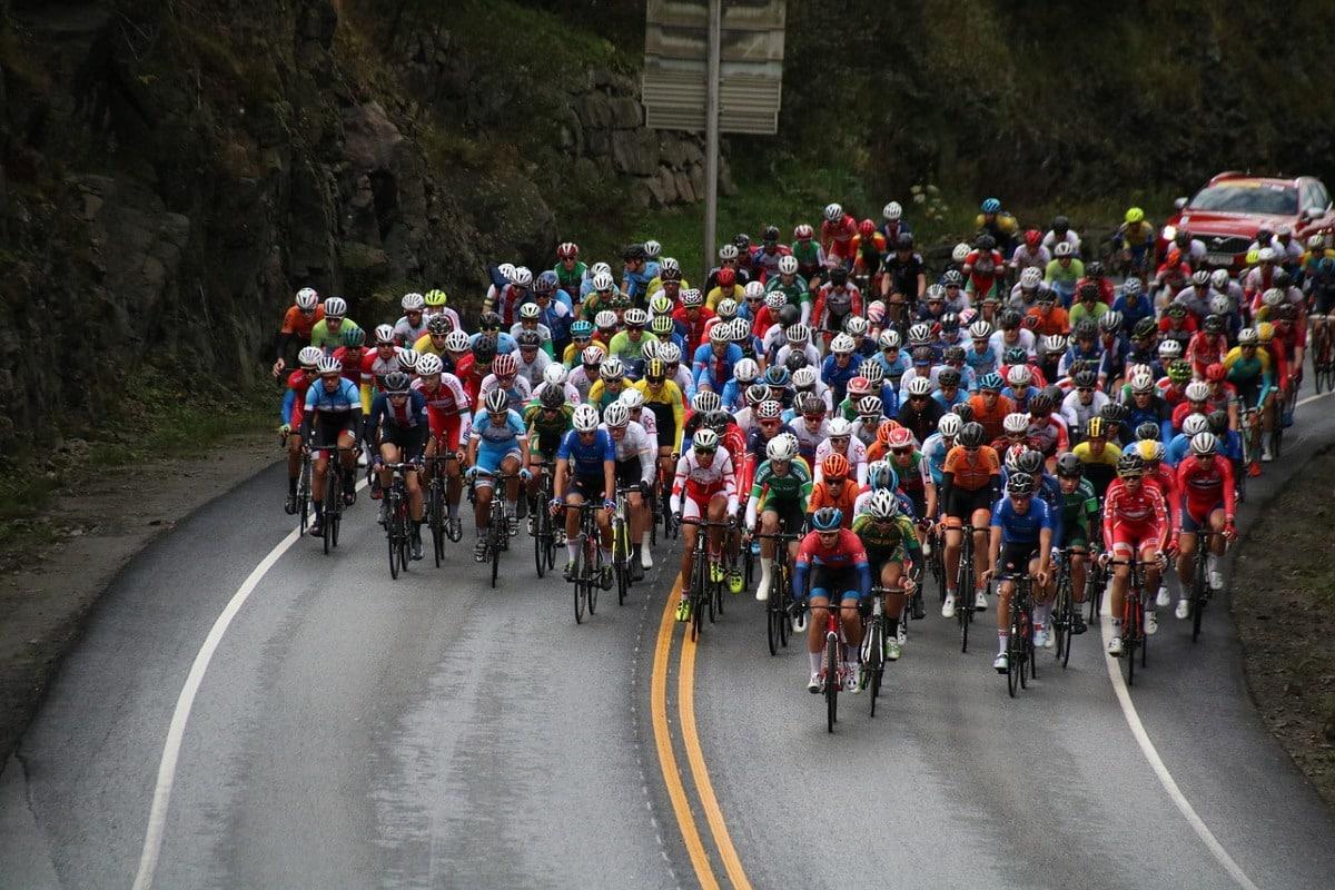 mundial de ruta ciclismo